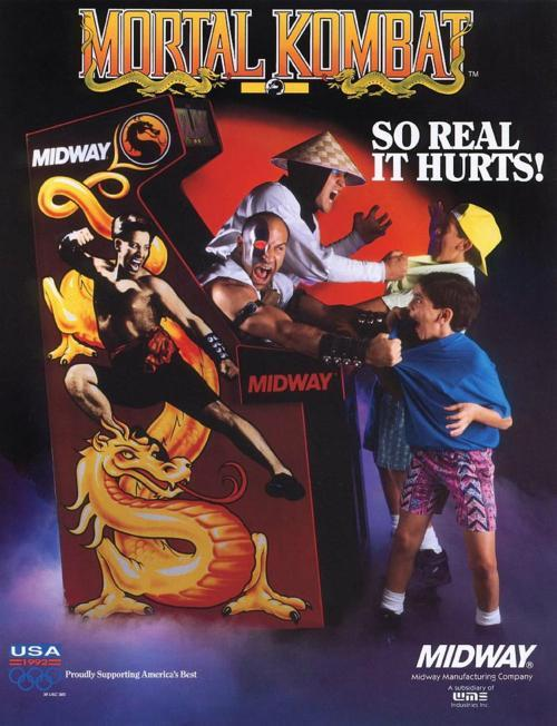 imremembering:  Mortal Kombat  Remembered by BK