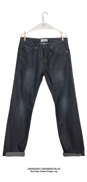 Reloaded: Just received a replenishment of our popular Davidson Engineer jean from Kasil Workshop.
