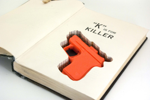 """K"" is for KILLER."