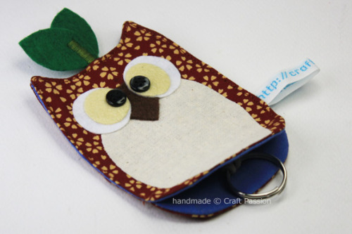 How To: Owl Key Chain and Holder