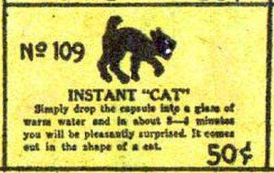 comicallyvintage:  For the Mad Cat Lady in your life.