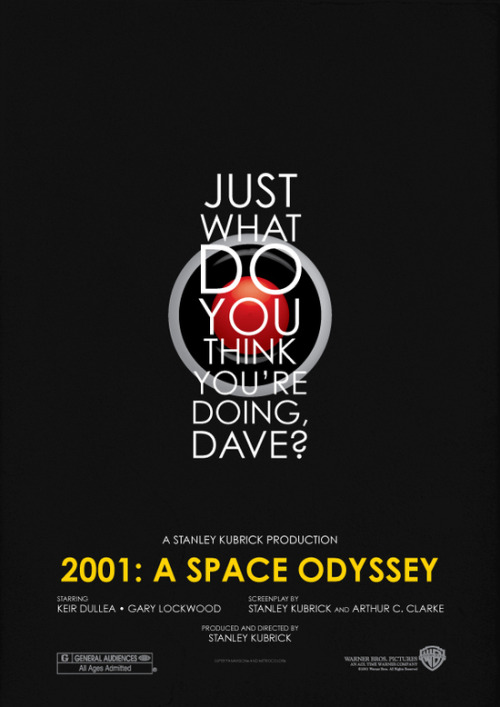 2001: A Space Odyssey by Mario Guilherme