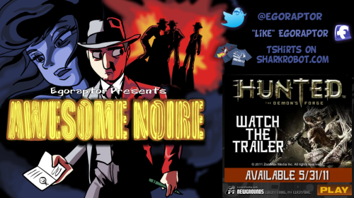 "Click to watch ""Awesome Noire"" by egoraptor on Newgrounds."