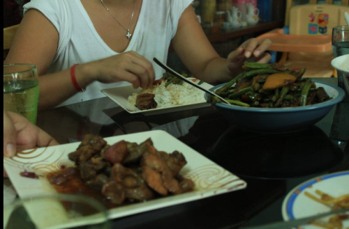 day 23 - something you crave for a lot my tita's chicken adobo. DROOOOL T_____T  I miss her heaps!