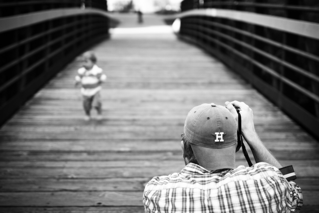 Behind the scenes {Cole's 1 year photos}