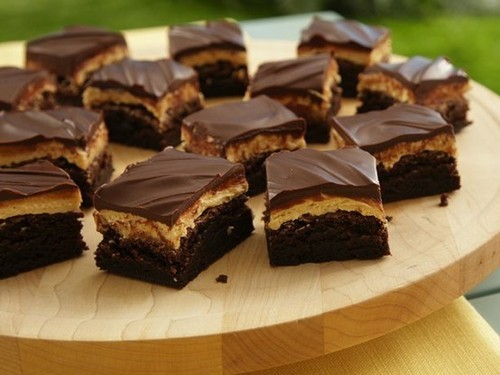 Creamy Chocolate Brownies