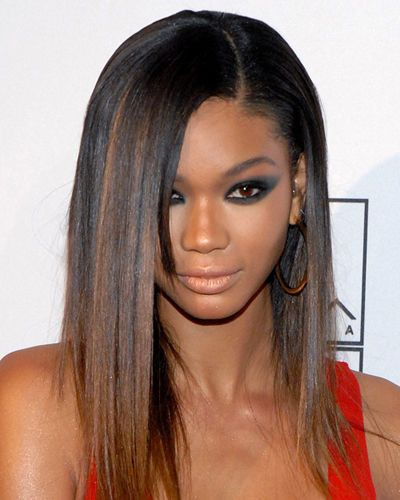 Chanel Iman - one word: HOT!  Photo: essence.com