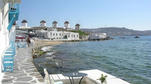 Mykonos, Greece (via 66 Beautiful Small Cities & Towns In Europe)