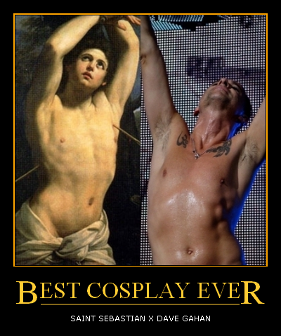 personaljesuitas:  It was a @cristianeper's idea! @fabithejoker just did it! LOL