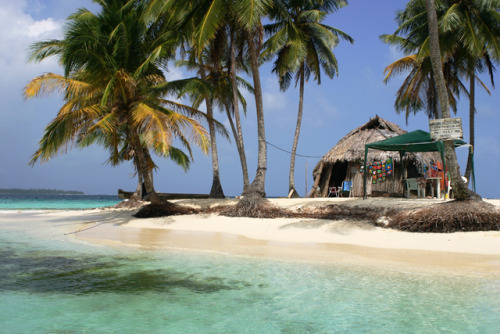 San Blas, Panama (via 15 Most Romantic Destinations You've Never Heard Of « Springpad Blog)