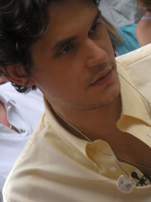 Ooooooft homina-homina Mr. Mayer ;)