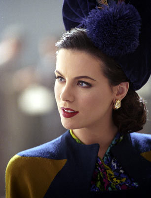 Kate Beckinsale as Ava Gardner in The Aviator She was so gorgeous in this film.