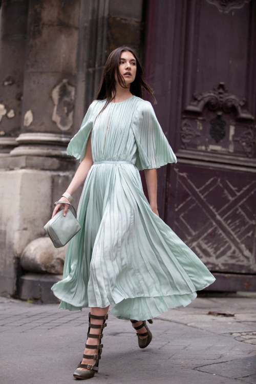 Cool Mint Chloe Resort 2012 (Source: style.com)