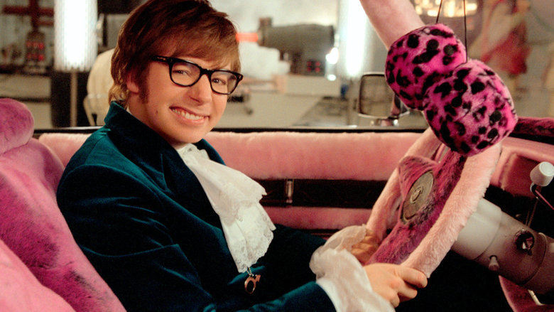 I forgot how funny Austin Powers is…