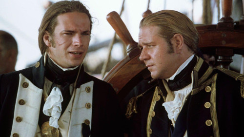 "uniformporn:  from ""Master and Commander: The Far Side of the World"""