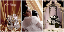 Preview: Suhaidah & Firdauz's wedding details