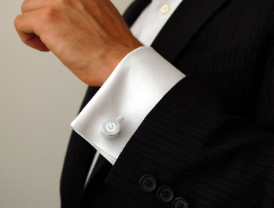 (via iCufflinks : The world's first open source electronic cufflinks : icufflinks : Adafruit Industries, Unique & fun DIY electronics and kits)