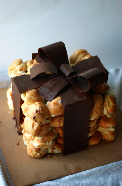 A Present of Profiteroles: Piece Montée Recipe