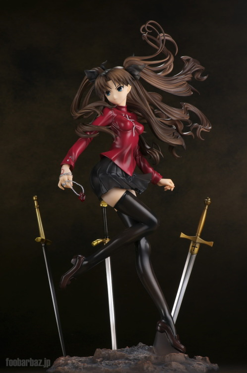Tohsaka Rin -Unlimited Blade Works- from GSC review - Foobarbaz