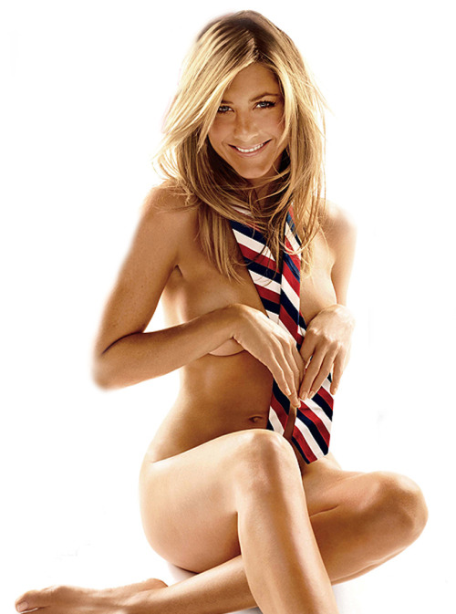 Jennifer Aniston for GQ
