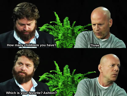 thatfunnyblog:  http://thatfunnyblog.tumblr.com/  Between Two Ferns is the best