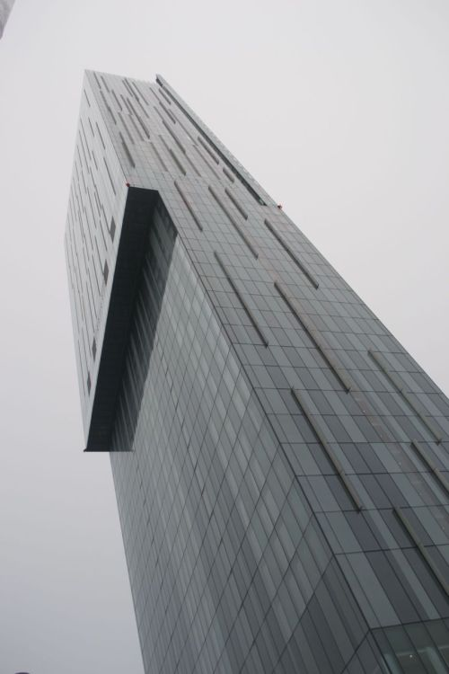 joegbloggs:  The Beetham Tower - Manchester *I Know I have seen it a million times but you cant help but be impressed! Took this photo last week