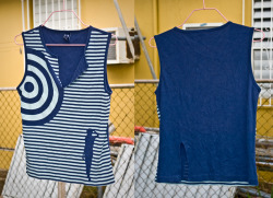 Vintage Gap Striped Tank Size: Medium$3