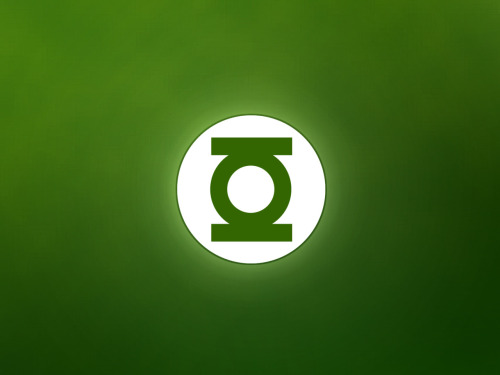 """In brightest day, in blackest night, No evil shall escape my sight.Let those who worship evil's might, Beware my power… Green Lantern's light!"""
