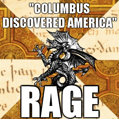 fyeahhistorymajorheraldicbeast:  Everytime I hear this… ajacs.tumblr.com