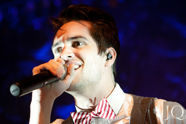 Panic! At the Disco by Jing Qu on Flickr.