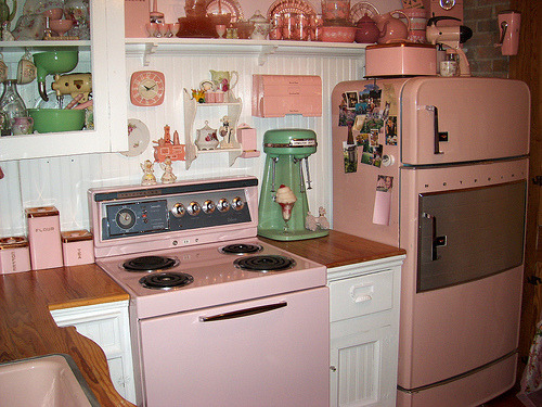 omg my dreamy kitchen