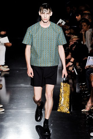 Jil Sander Men Spring Summer 2012