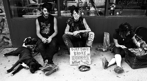 Williamsburg Punks