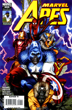 Ape Avengers (don't ask me) 315