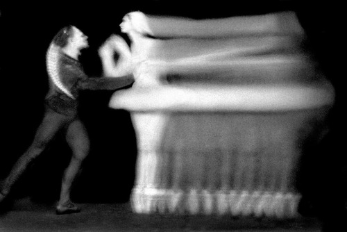 Ballet Swan Lake, 1951/52 by Paul Himmel *