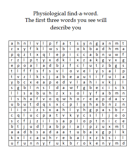blablingblaling:  lol the first 3 words I saw was lovely funny and broken, that one I can agree with