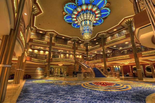 Disney Dream Grandeur by Joseph Vernuccio