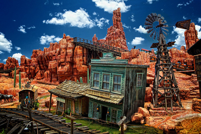 Town of Tumbleweed by Don Sullivan