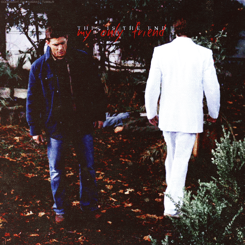 goodnight-tinyhumans:  Dean & Lucifer!Sam | Supernatural