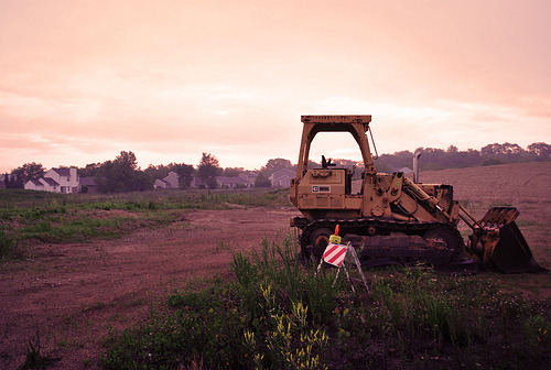 Bulldozer (by JosayCruzy)