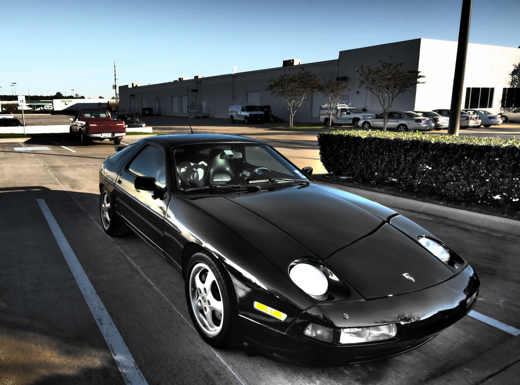 Hammer Head Porsche 928 S4 Photo taken by Jhawk in Texas