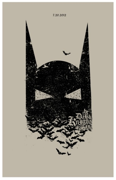 The Dark Knight Rises by Adam Juresko