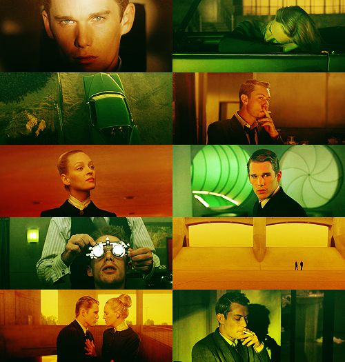 "300 FAVORITE MOVIES (in no particular order)  20. Gattaca (1997) ""There's no gene for fate"""
