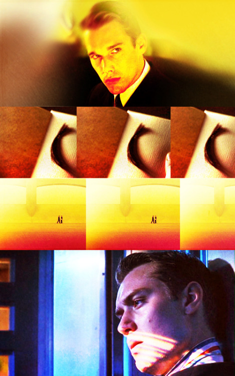 "100 films in 2011 || Gattaca (1997)   ""I got the better end of the deal. I only lent you my body — you lent me your dream""."