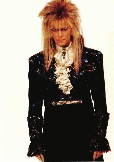 One displeased Jareth