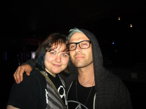 Eric Victorino from The Limousines in Detroit last month :)
