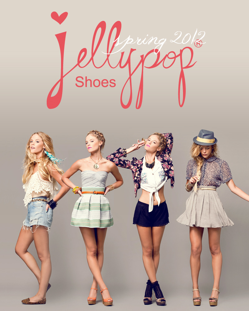 I had so much fun styling this campaign for Jellypop spring 2012! Young, fresh, and flirty was the name of the game!  Styling- Chriselle  Styling assistants- Laura Arias & Hina Khan  Photography- Karla Ticas Makeup- Leibi Carias Hair- Sienree Du