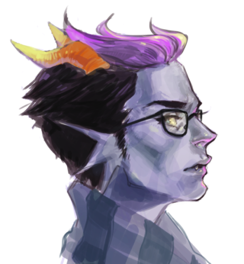 I totally relate to Eridan asdlkds Photoshop crashed and took this file with it lol