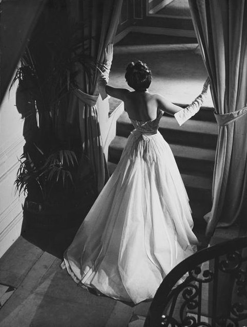 1948 Dior -  by Willy Maywald