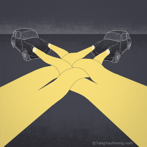 Surreal Light: Tangled By Tang Yau Hoong: Website / facebook / tumblr / twitter